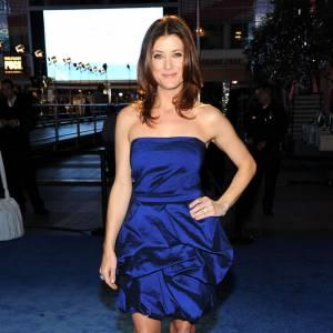 Kate Walsh très en beauté est venue remettre le prix de l'acteur de série comique de l'année.