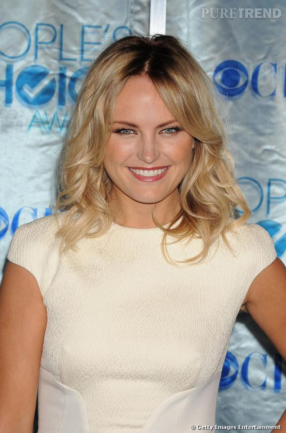 Malin Akerman aux People's Choice Awards à Hollywood.