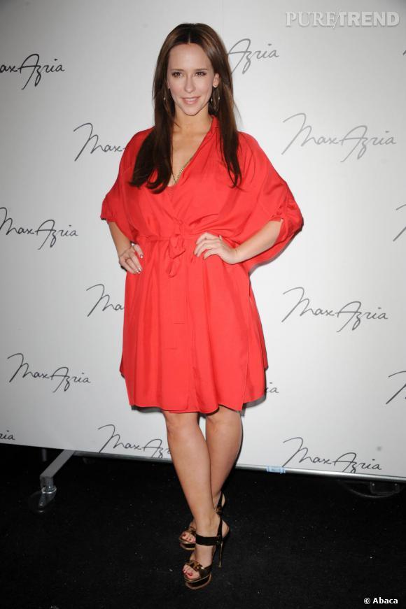 Jennifer Love Hewitt chez Max Azria.