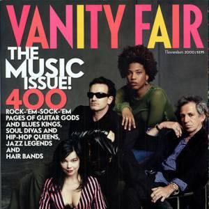 En novembre 2000, le numéro musical s'offre un quator de choix, Björk, Bono, Macy Gray et Keith Richards.
