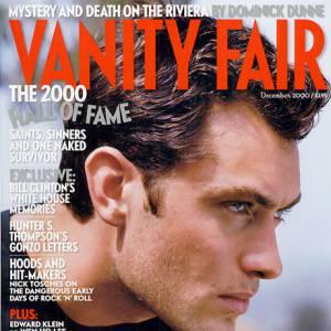 Jude Law en décembre 2000.
