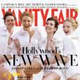 Numéro spécial nouvelles têtes pour août 2008 avec Kristen Stewart, Blake Lively, Emma Roberts et Amanda Seyfried.
