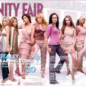 Numéro spécial starlettes hollywoodiennes en juillet 2003 avec Amanda Bynes, les jumelles Olsen, Mandy Moore, Hilary Duff, Alexis Bledel, Evan Rachel Wood, Raven-Symoné et Lindsay Lohan.