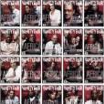 20 couvertures différentes pour juillet 2007 et le numéro spécial Afrique.