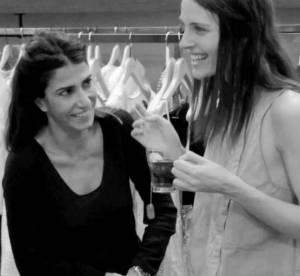 Vanessa Traina, muse et styliste pour Maje