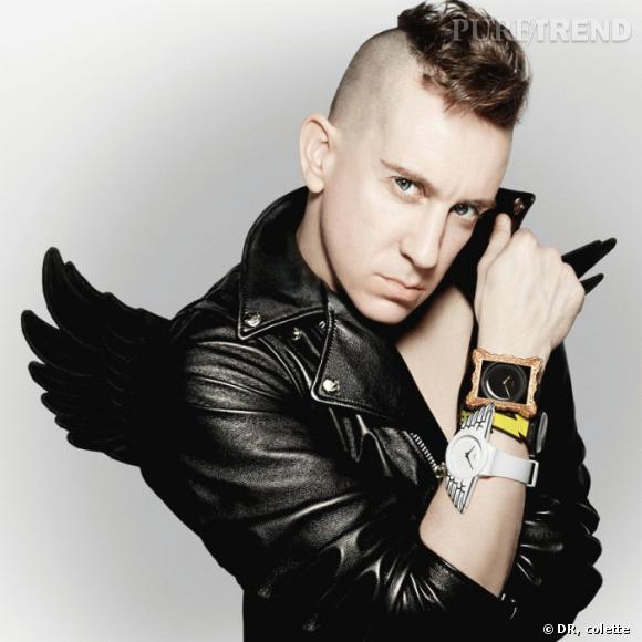 La Swatch revisitée par Jeremy Scott.