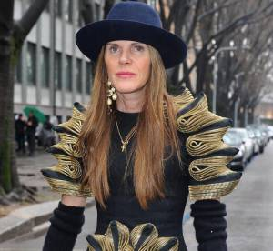 Anna Dello Russo, la femme accordéon