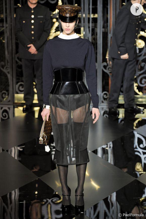 Défilé Louis VuittonParis Automne-Hiver 2011
