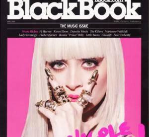 Les couvertures de BlackBook