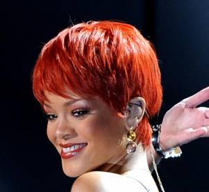 Rihanna, changement de coupe