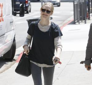 Amanda Seyfried, le cool Chaperon Rouge