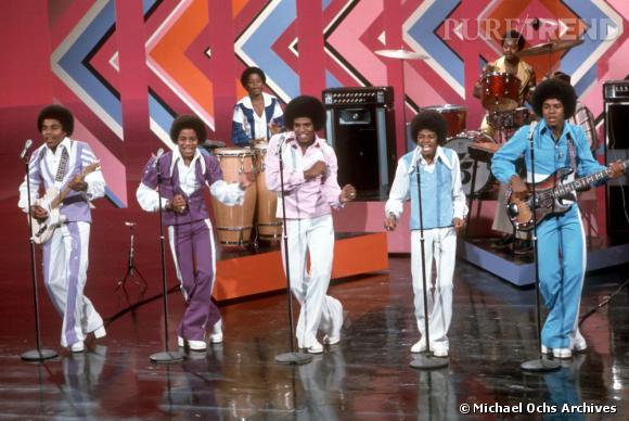 Les années 70 c'est aussi l'époque des Jackson Five et de ABC.