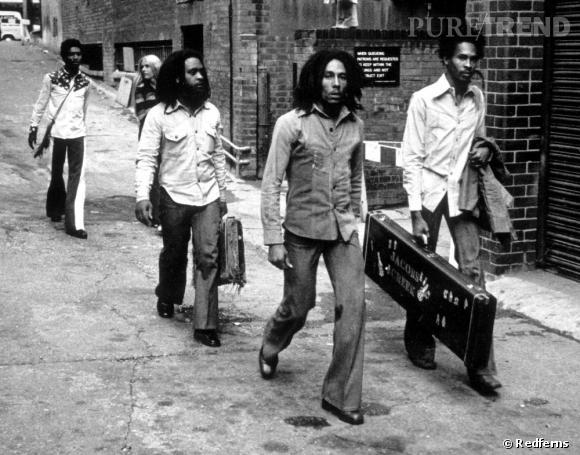 "En 1975, Bob Marley chantait ""No Woman no cry""."