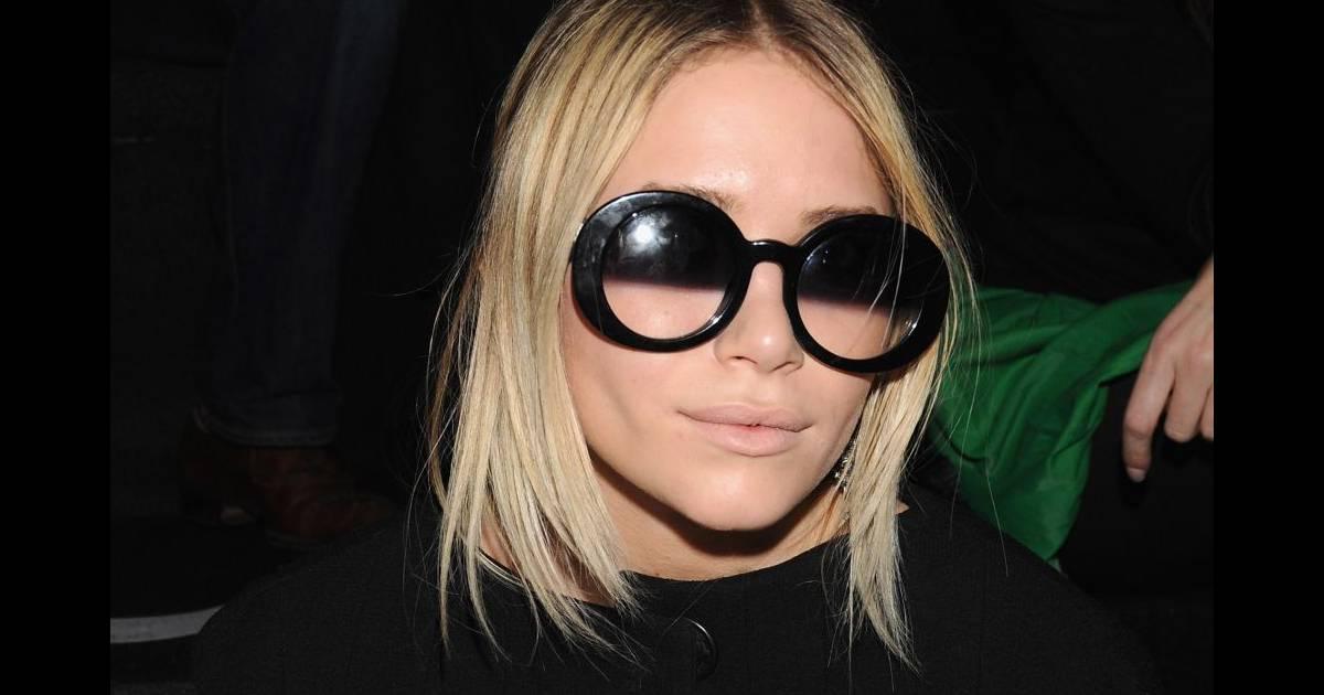Mary Kate Olsen Vs Nicole Richie   les lunettes de soleil Chanel - Puretrend ef39c195f537