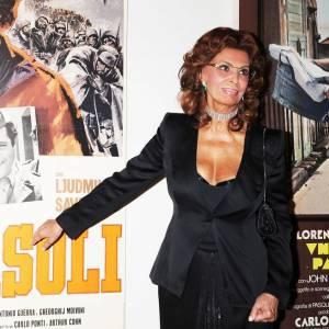 Stars : belles à 50 ans Sophia Loren : 77 ans