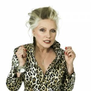 Stars : belles à 50 ans Debbie Harry : 66 ans
