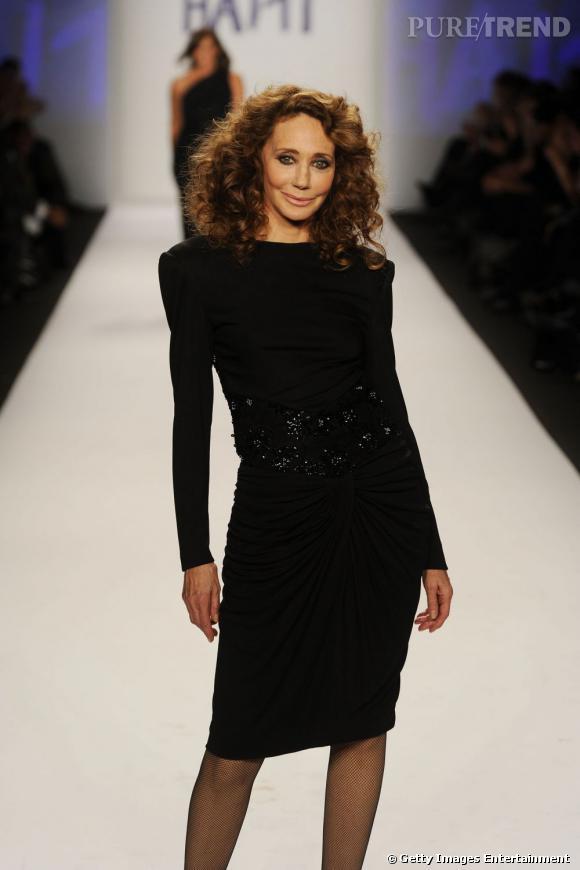Stars : belles à 50 ansMarisa Berenson : 64 ans
