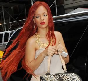 Rihanna, la chanteuse se met au nude