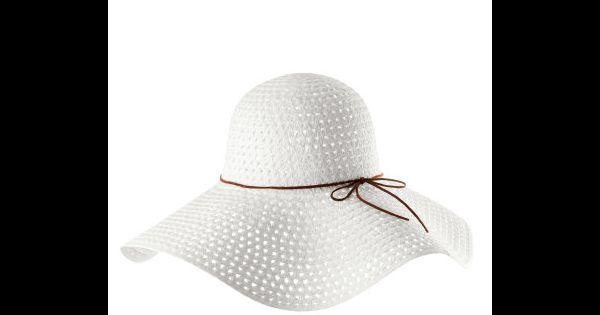 Chapeau en Paille H&m Prix