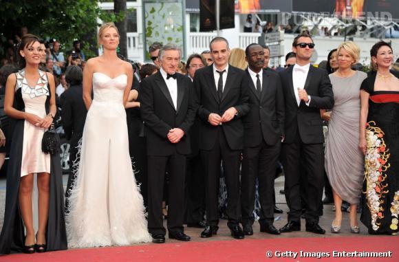 Cannes 2011 : le jury de la 64e cérémonie.