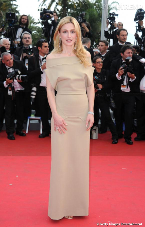 Cannes 2011 : Julie Gayet, une actrice très nude.