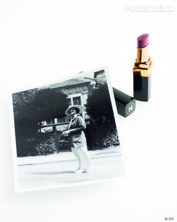 Rouge Coco Shine de Chanel
