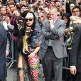Lady Gaga en Lacroix. Il fallait oser.