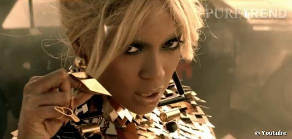 "Beyoncé dans son dernier clip, ""Run the world"", un véritable défilé."