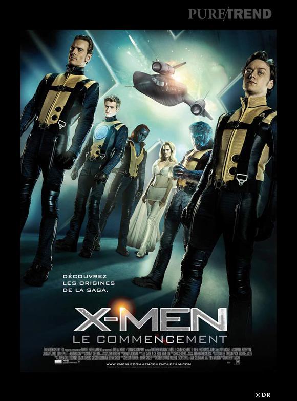 """1 film, 1 look : """"X-Men : Le Commencement""""."""