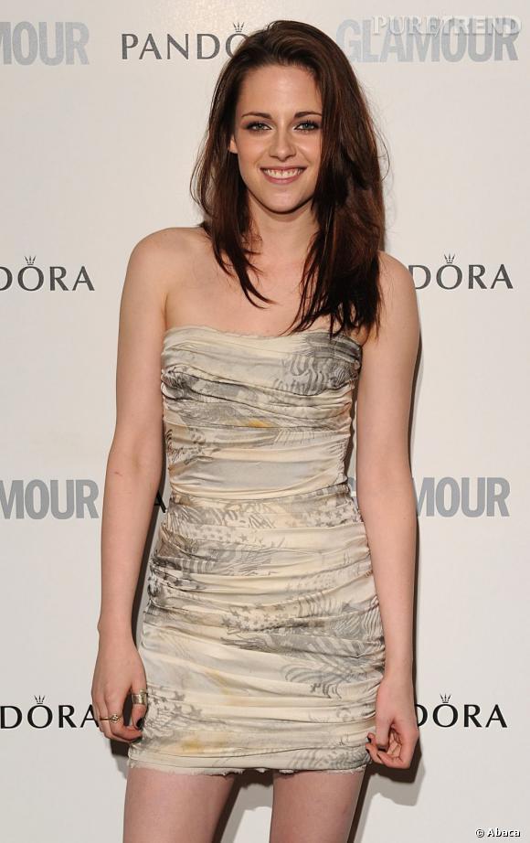 Kristen Stewart aux Glamour Women of the Year Awards 2011, à Londres.