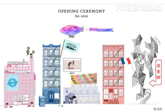 Soldes : 10 sites incontournables openingceremony.us