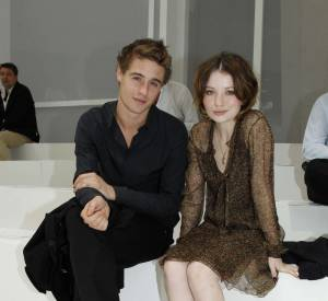 Emily Browning et son boyfriend l'acteur Max Irons.