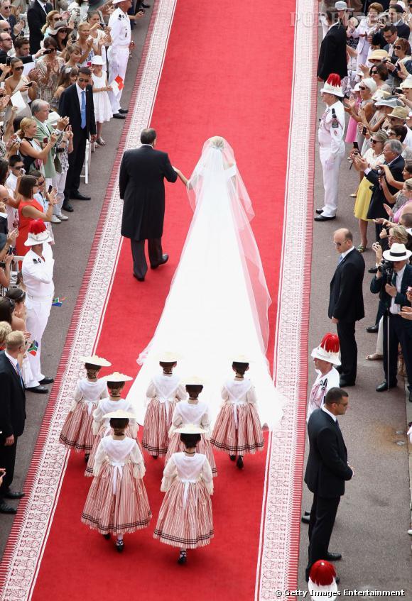 Les images du mariage princier le plus attendu du moment.