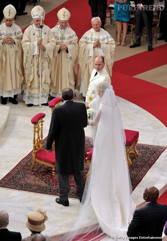 Cela faisait 56 ans que l'on attendait un mariage monégasque.