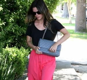 Rachel Bilson, maxi-branchée... A shopper !