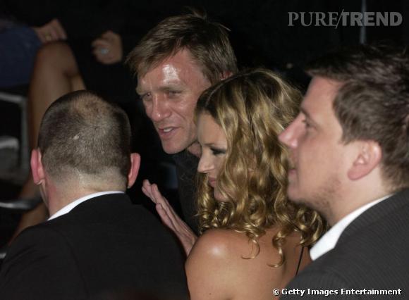 Courant 2004, le top craque pour le sixième James Bond, Daniel Craig.