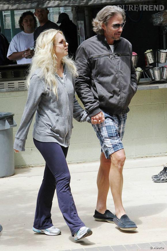Qui ? Britney Spears et Jason Trawick Pourquoi un mariage