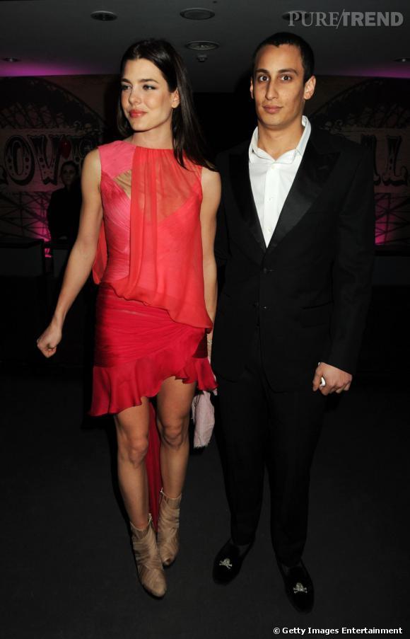 Charlotte Casiraghi et Alex Dellal. Pourquoi un mariage ? Parce que les  tourtereaux