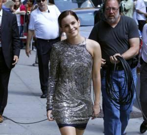 Emma Watson vs Kristen Stewart : la robe asymétrique courte