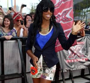 Kelly Rowland, perroquet