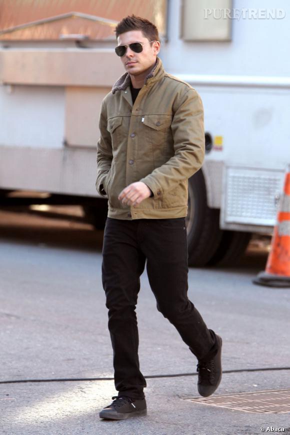 "Zac Efron ne s'en sort pas trop mal non plus depuis ""High School Musical""."