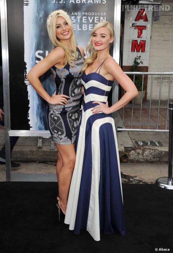 Les soeurs Michalka, deux nouvelles découvertes prometteuses, entre Christina et Britney, elles ne dérogent pas à la cagole attitude contrôlée de Disney.
