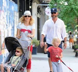 Naomi Watts, maman cool et stylée