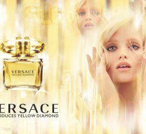 Abbey Lee, nouveau visage Versace