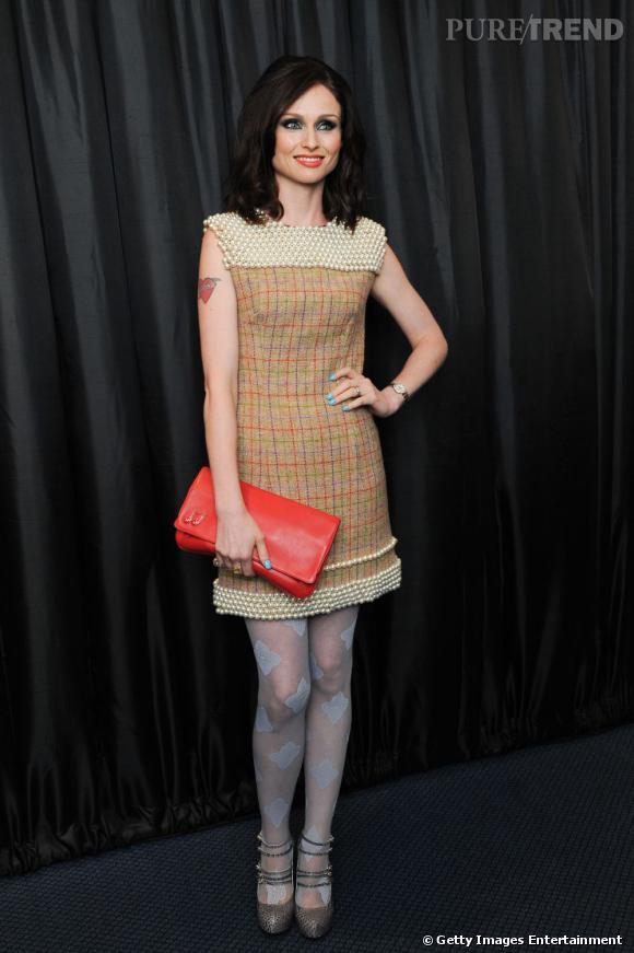 Sophie Ellis Bextor, retro chic.