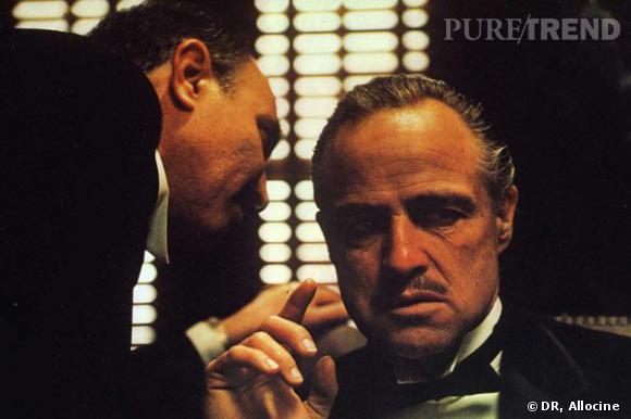 Marlon Brando, le Parrain de Francis Ford Coppola