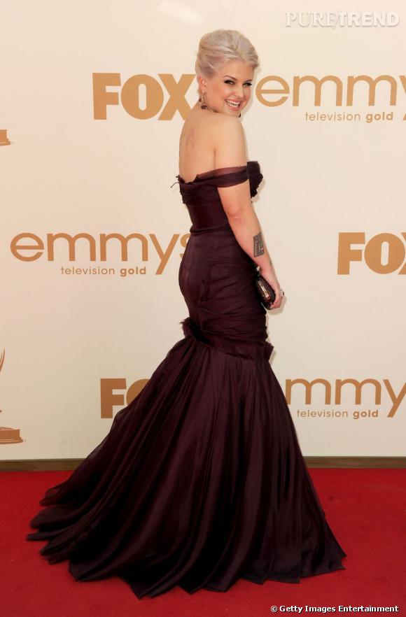 Kelly Osbourne sur son 31.
