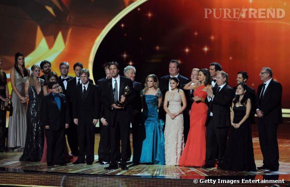 """Le casting de """"Modern Family"""" au grand complet."""