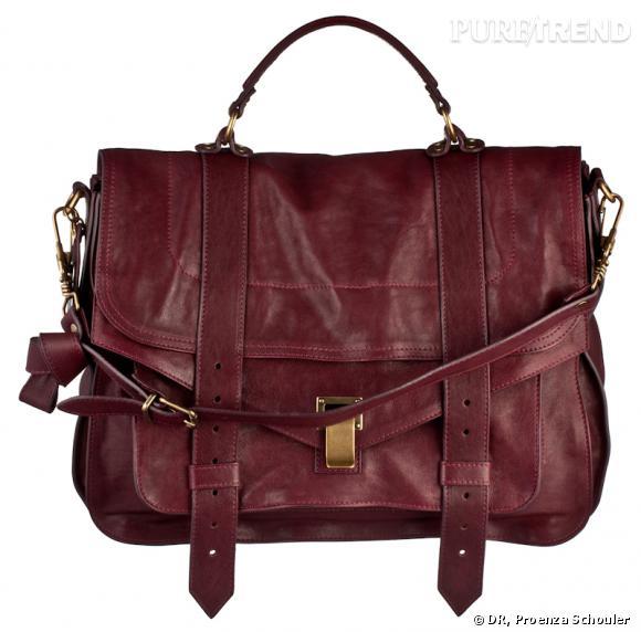 Le sac PS1 de Proenza Schouler