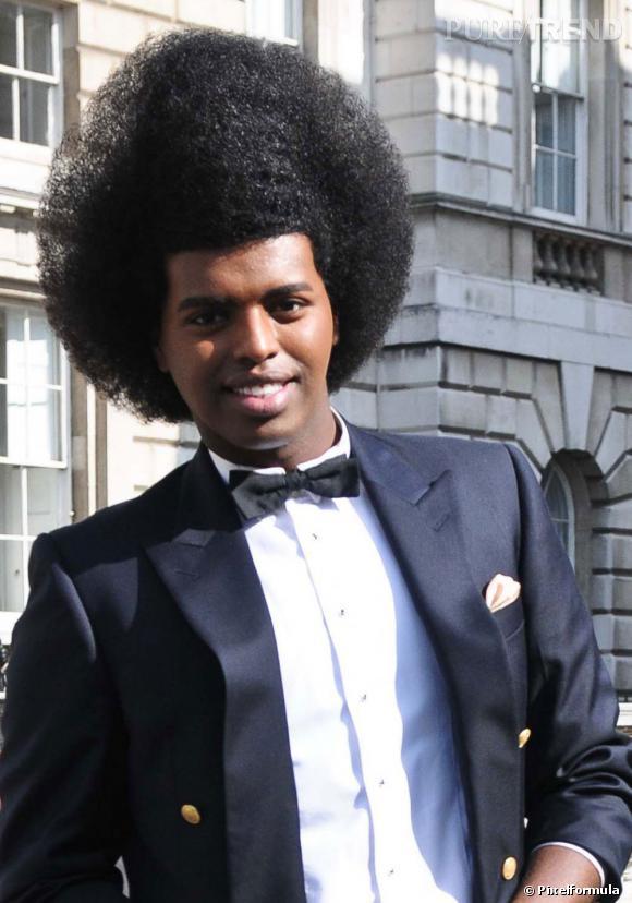 des coiffures et des hommes l 39 afro un classique. Black Bedroom Furniture Sets. Home Design Ideas